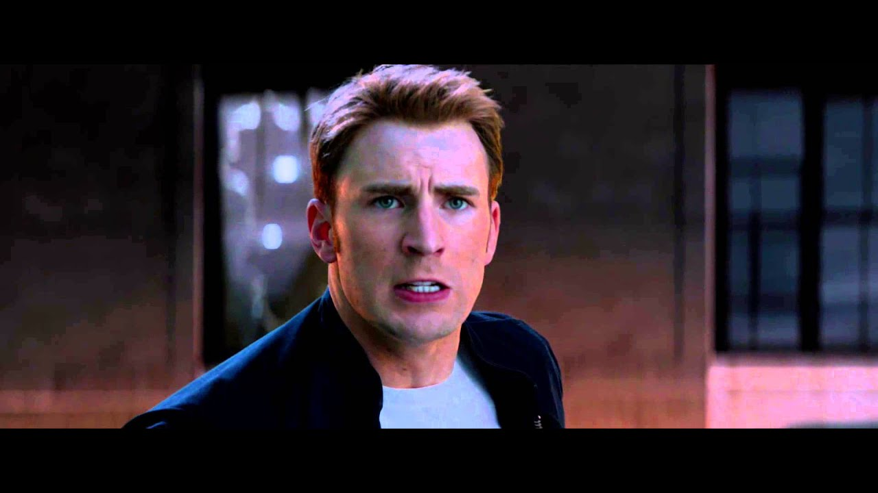 Captain America The Winter Soldier Clip In Pursuit Official Marvel Hd