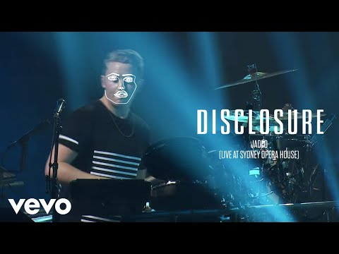Disclosure - Jaded (Live at Sydney Opera House)