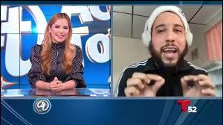 Juan Cantol reparte sonrisas durante la pandemia | Acceso Total | Telemundo 52