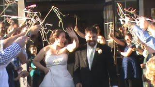 WEDDING DIY - GRAND EXIT RIBBON WANDS