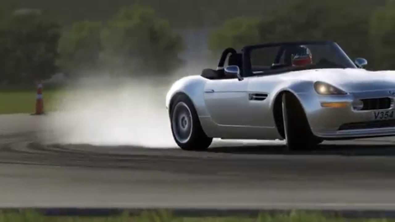 Forza Motorsport 6 2000 Bmw Z8 Top Gear Test Track