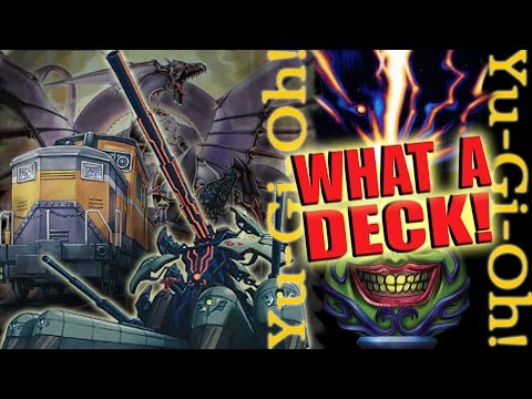 Rank 9 & 10 Trains - What a Deck! w/ Cardsworth & Bootleg - Episode 30 - November 2015