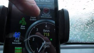 Checking For Fault Codes On Your Vehicle With The Android App Torque
