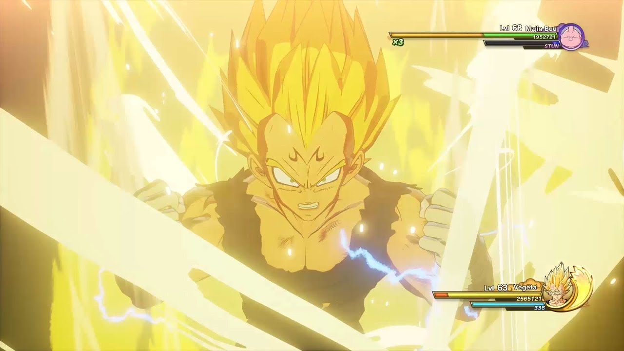 DRAGON BALL Z: KAKAROT – Vegeta Gameplay Trailer | Xbox One, PS4, PC