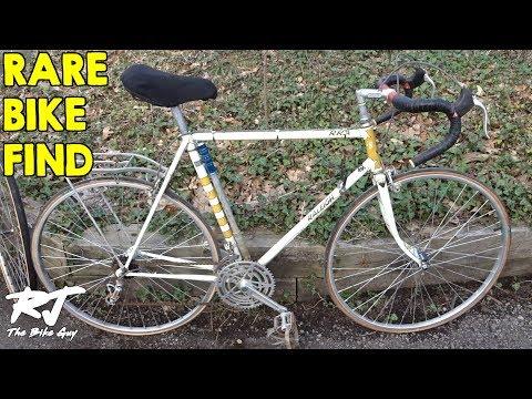 Craigslist Rare Bike Find - 1973 Raleigh RRA (Raleigh Record Ace)