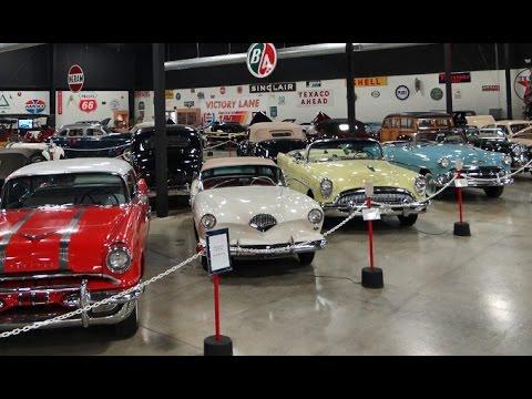 Tupelo Automobile Museum Tour YouTube - Tupelo car show
