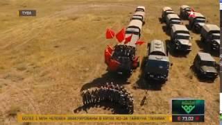 Высокая подготовка: сборной России вручили главный приз «Военного ралли»