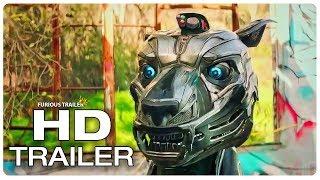 AXL New Trailer (NEW 2018) Robot Dog Sci-Fi Movie HD