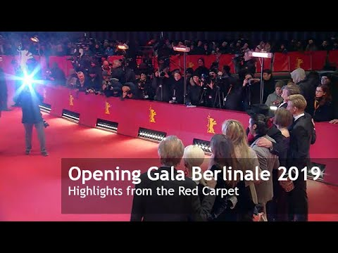 Red Carpet Highlights | Berlinale 2019