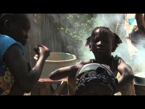 Centrafrique : des milliers de déplacés dans les camps