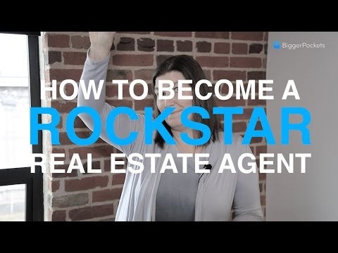 How to Become a Rockstar Real Estate Agent!