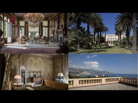 World's most expensive house goes on sale for £315 MILLION! 14-bedroom mansion on the Cote d'Azur