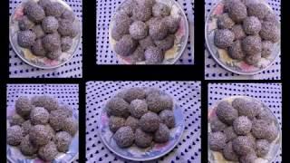 Raffaello mit Keks Rezept/Raffaell sa keksom recept
