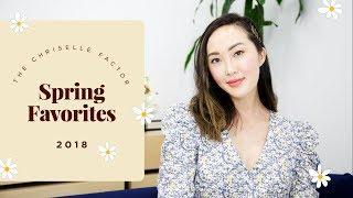 Spring Favorites 🌸 (Skincare, Beauty, Fashion, Baby) | Chriselle Li