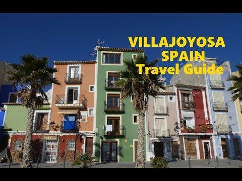 VILLAJOYOSA, SPAIN TRAVEL GUIDE