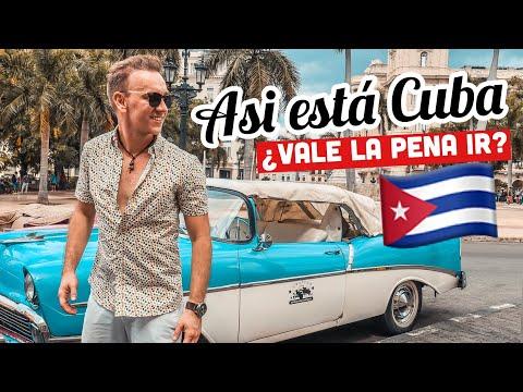 ¿COMO ESTÁ CUBA? ¿Qué tan caro es? Parte 1/5  - Oscar Alejandro