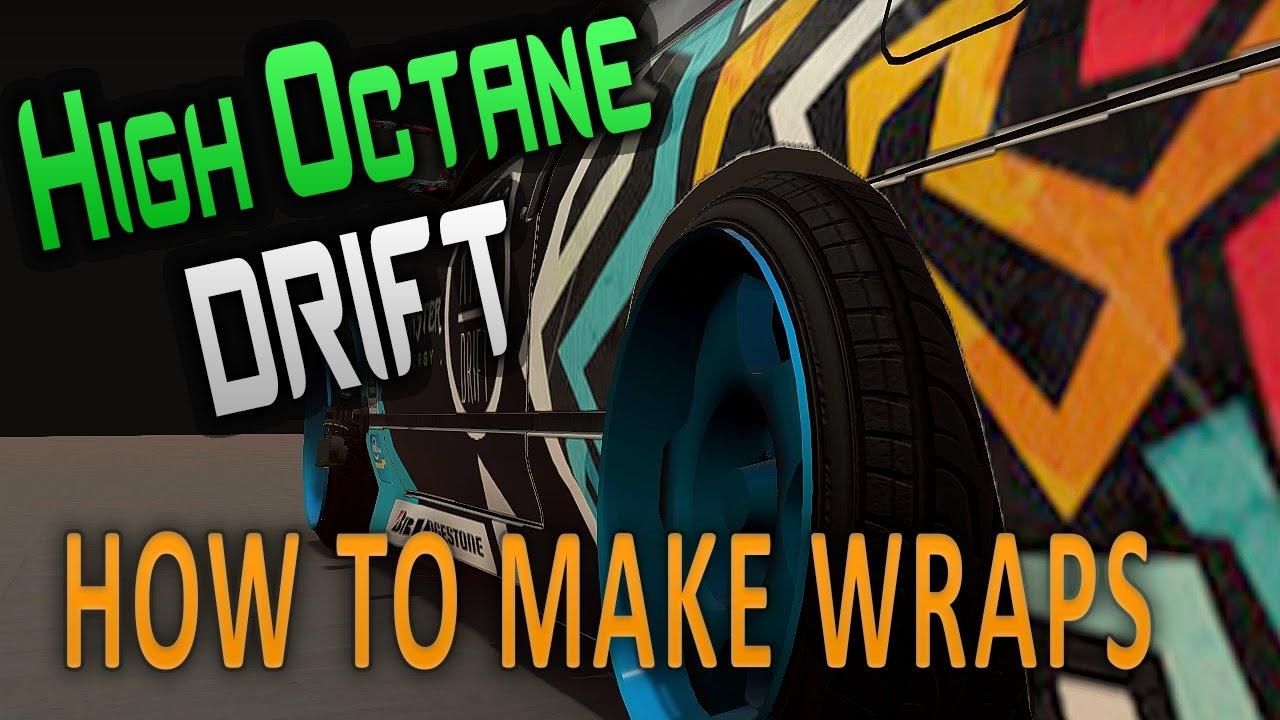 High Octane Drift How To Make Warps Youtube