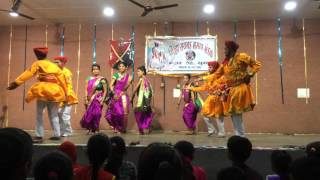 Marathi folk dance by malhar group