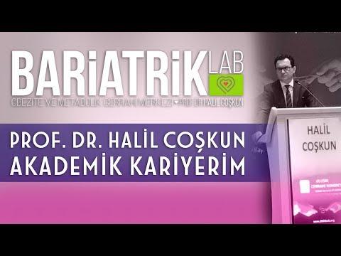 VLOG - Prof.Dr. Halil Coşkun'un Obezite Cerrahisi ile ilgili Eğitim Süreci