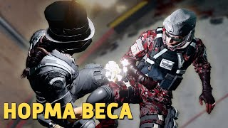 Норма веса /Rainbow Six Siege