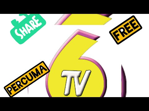 Tutorial Download 6TV Channel Free