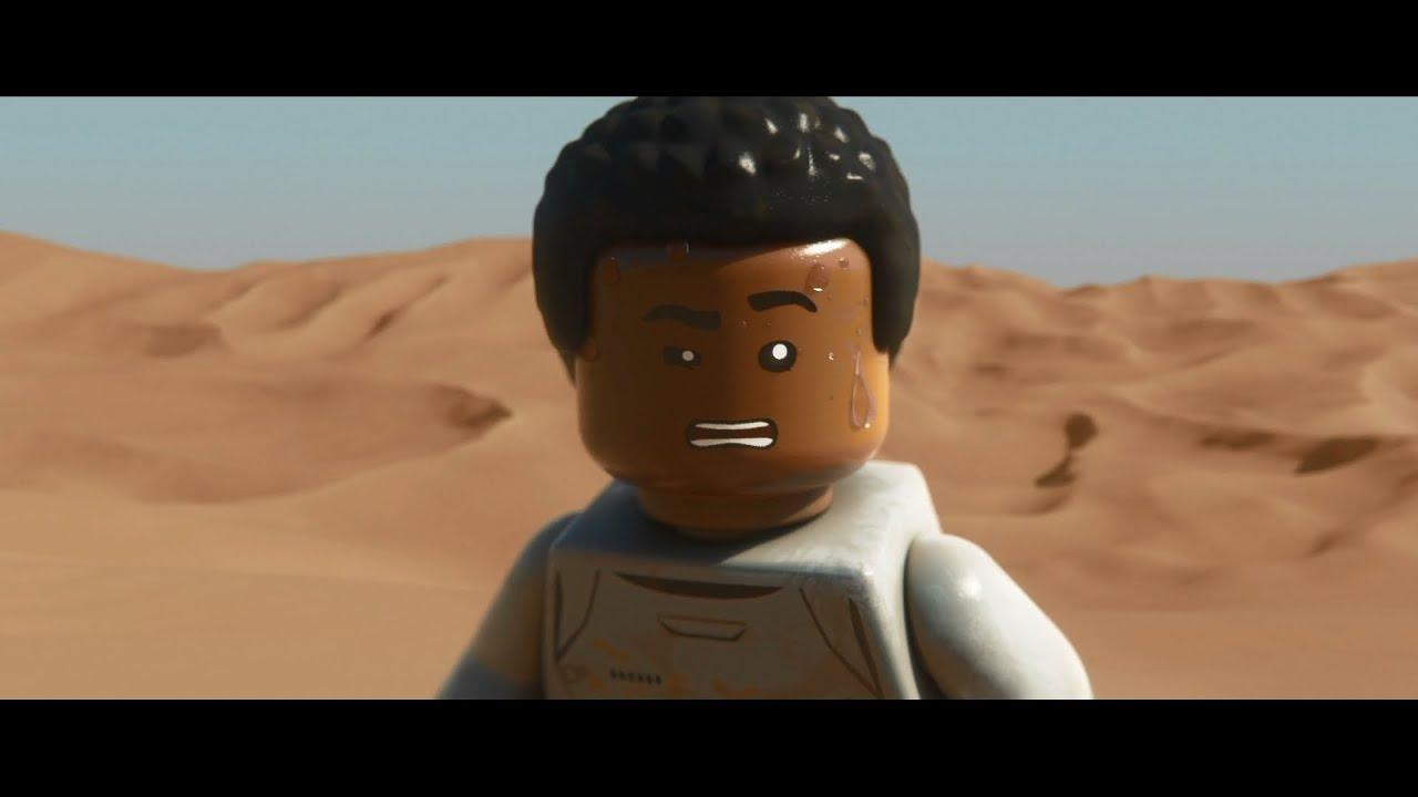 『LEGO®スター・ウォーズ/フォースの覚醒』 第1弾トレーラー