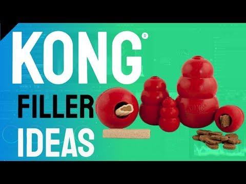 Kong Filler Ideas