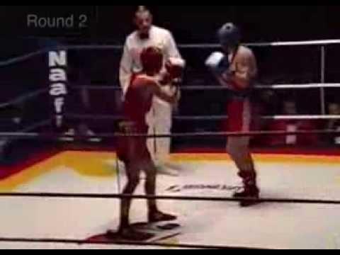 Army Boxing Finals 1996, 1 DWR v 1 RAR