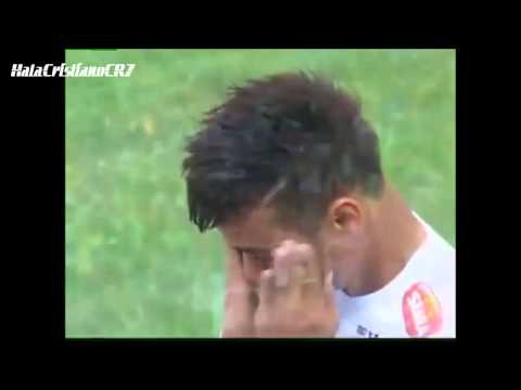 Last match Neymar Santos before the transfer to Barcelona ▶ Respect Neymar!