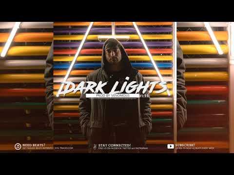 Dark Aggressive Rap Beat   Hard Trap Instrumental (prod. Venomous)