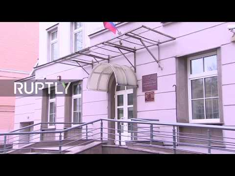 Live outside court as Rosneft CEO appears in former minister trial