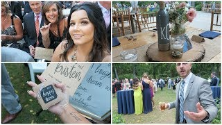 Wedding With Friends & Family! | Sept. 8, 2017