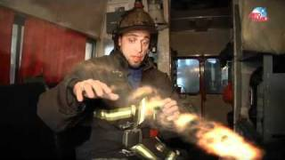 Лучший пожарный 2011 Александр Горелов