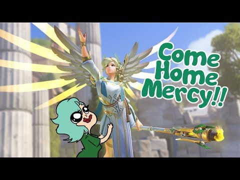 Mercy Come home! Summer Games 2017 Loot boxes!!
