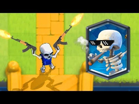 Funny Moments & Glitches & Fails | Clash Royale Montage #76