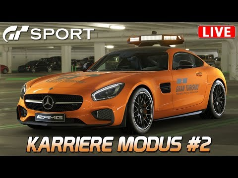 Karriere Modus #2 | Gran Turismo Sport - LIVE [HD] [GER] GT Sport Gameplay