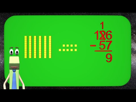 Adding And Subtracting Large Numbers 2nd Grade - Addition / Subtraction In  Outer Space - YouTube