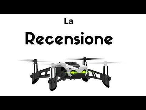 Parrot Mambo - La recensione del mini drone