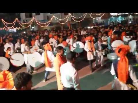 Ganesh visarjan Auragabad all dhol pathak ...