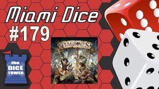 Miami Dice, Episode 179 - Rum & Bones