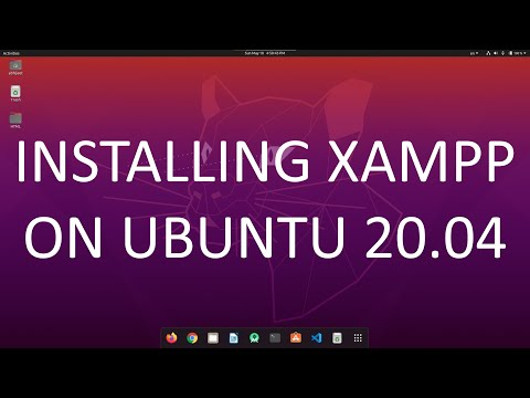 How To Install XAMPP On Ubuntu 20.04 LTS: In Marathi
