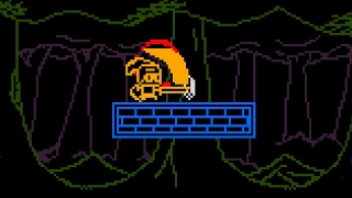 Приключение суперрыцаря (Super Knight Quest) // Геймплей