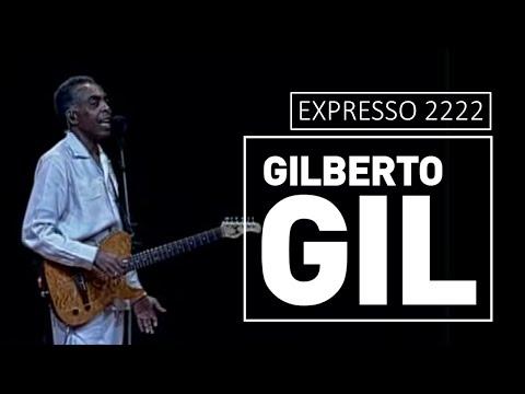 Gilberto Gil - Expresso 2222 - DVD São João Vivo! (2001)