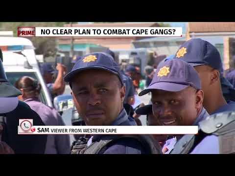 Cape Town's Marikana killings