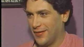 Harvey Fierstein 1983: Torch Song, Letterman & La Cage