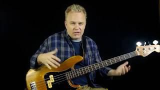 Give It Away Bass Guitar Lesson | Flea | Bassline