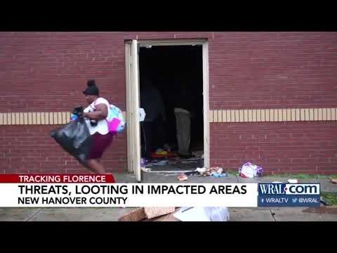 VIDEO: Looters Raid Family Dollar In North Carolina