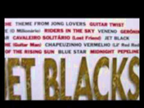 THE JET BLACKS    -   FULL ALBUM