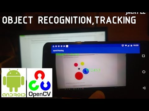Opencv Android Motion Tracking - Motion Detection in Android