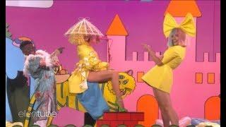Maddie Ziegler & Artyon live dance \